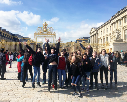Klassenfahrt Aschaffenburg Deutsche Abteilung Deutsche Schule Paris Auslandsschule