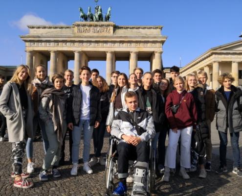 Klassenfahrt Deutsche Abteilung Deutsche Schule Paris