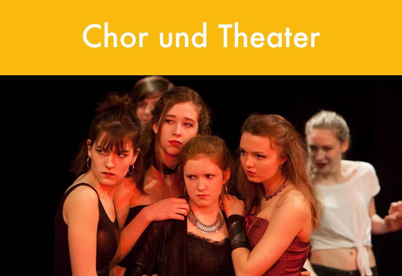 Chor und Theater Deutsche Abteilung Deutsche Schule Paris Auslandsschule