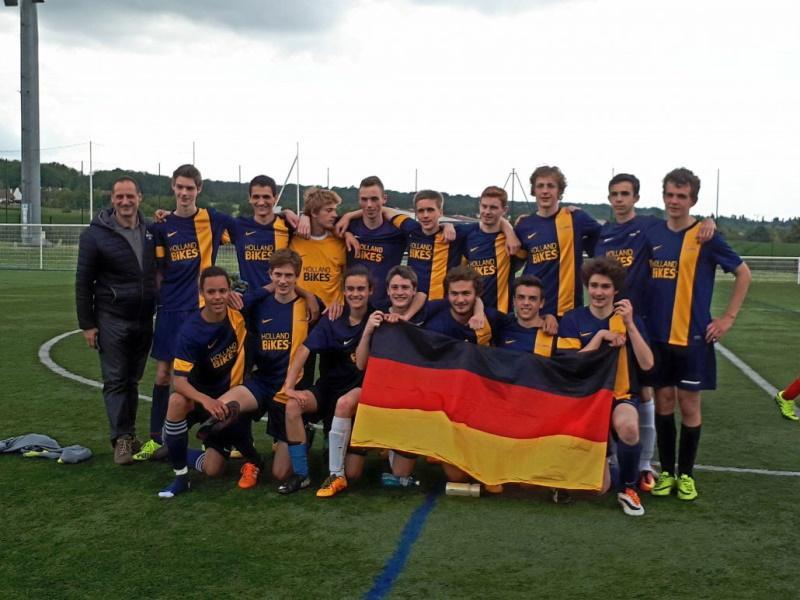 Fussball Deutsche Abteilung Deutsche Schule Paris Auslandsschule