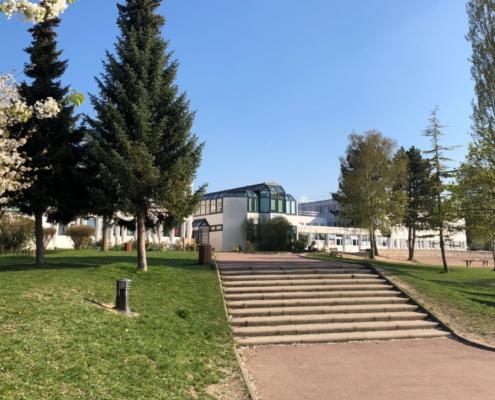 Standort Deutsche Abteilung Deutsche Schule Paris