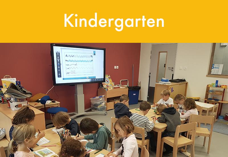 Kindergarten Deutsche Abteilung Deutsche Schule Paris Auslandsschule