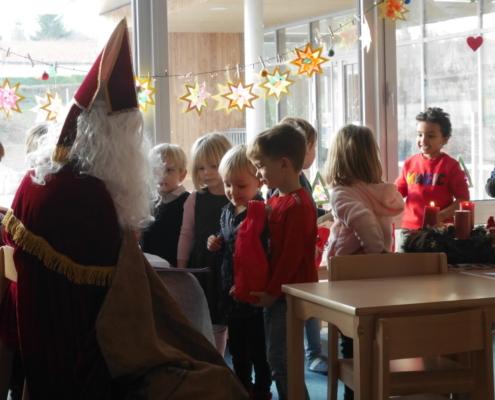 Nikolaus Kindergarten Deutsche Abteilung Deutsche Schule Paris Auslandsschule