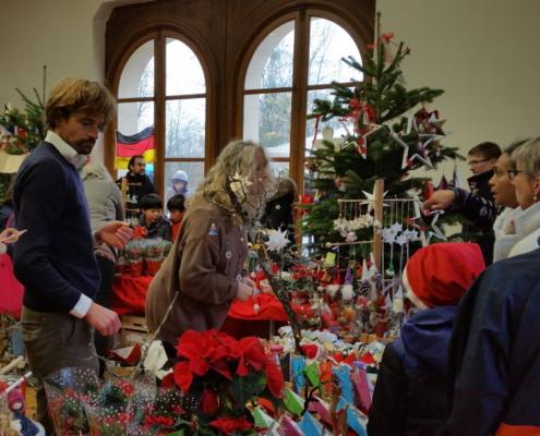 Weihnachtsmarkt Deutsche Abteilung Deutsche Schule Paris Auslandsschule