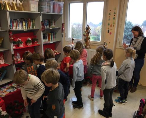 Weihnachtsmarkt Grundschule Deutsche Abteilung Deutsche Schule Paris Auslandsschule